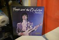 "Prince and the Revolution Purple Rain 1984 12"" Maxi Single Purple Vinyl"