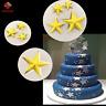 Silicone 3D Star Fondant Mold Cake Decor Mould Chocolate Sugarcraft Baking Tool
