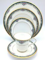 Noritake MI AMOR 5 Piece Place Setting Perfect Condition never used
