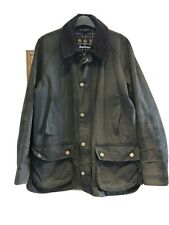 Men's Barbour Ashby Wax Jacket | Olive | Medium | Excellent Condition