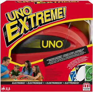 281758-1  Mattel Spiel »Mattel Games - Kartenspiel - UNO Extreme«  NEU