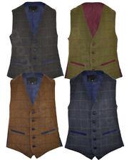 Unbranded Woolen Big & Tall Casual Waistcoats for Men