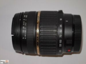 Tamron Af 18-200mm For / 3,5 -6, 3 XR Di II Ld Lens Macro Sony Alpha a-Mount