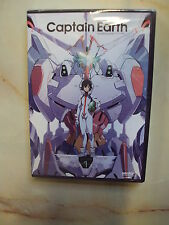 CAPTAIN EARTH ANIME COLLECTION DVD 3 DISK SET EPISODES 1 - 13 ENGLISH SUBTITLES