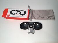 Goggle Tech Virtual Reality Goggles C1-Glass 3D Glasses for Android & iPhone
