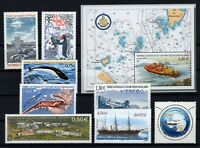 132403/ FRENCH ANTARCTIC - TAAF – YEAR 2004 MINT MNH MODERN LOT