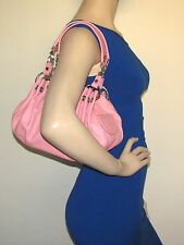 Juicy Couture Pink Leather HOBO Style Bag