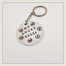 LOTTERY, EUROMILLIONS ETC  HAND STAMPED.