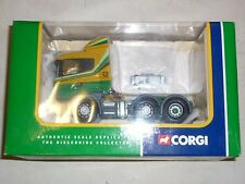 Corgi, CC 12206 Scania tractor unit, MacFarlane transport ltd, boxed