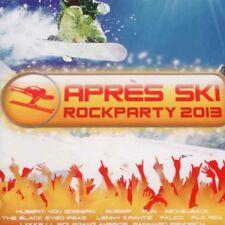 Après Ski Rockparty 2013 - Doppel-CD Rock englischsprachig / Soft Rock / PopRock