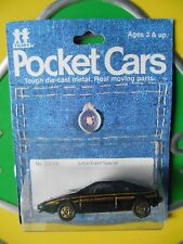 Tomica Lotus Esprit Special F24 Black Gold JPS Commemorative Tomy MOC Mint