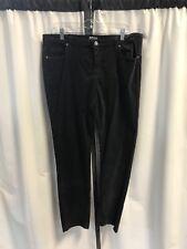 Buffalo David Bitton Women's Mid-Rise Skinny Corduroy Pants Size 14/34