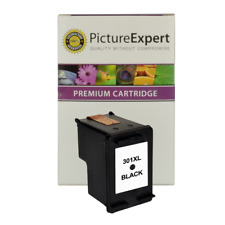 Remanufactured 301XL High Capacity Black Ink Cartridge for HP Envy 5534