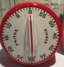 Subbuteo TIMER SET W  in original (red ) SUPERB CONDITION