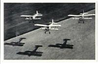 Drei deutsche Jagdflugzeuge, Feldpost, Bahnpost, Eschwege, 1940
