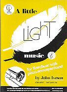 LITTLE LIGHT MUSIC Iveson Trombone Treble Clef