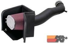 K&N Air Intake System For FIPK DODGE RAM 1500/2500, V8-5.7L HEMI, 03-08 57-1533