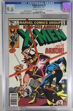 X-Men Annual #3 - CGC 9.6 - Arkon appearance