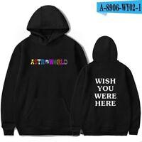 Travis Scott Astroworld Hoodie Sweatshirt