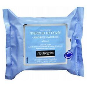 Neutrogena Maquillage Solvant Démaquillage Lingettes Recharge P