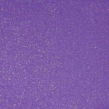 By The Yard Sparkly Solid Purple Iridescent 100% Cotton Quilting Fabric Defect