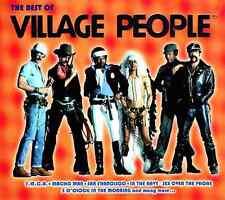 The Best Of Village People - Village People CD