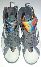 NIKE Air Jordan 7 VII Retro Barcelona Days Basketball Shoes Size 13 2015 Rare!