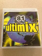 Ultimix 81 CD,Crazy Town O Town Jennifer Lopez Safire Donna Summer Spice Girls