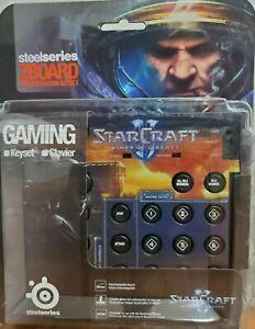 SteelSeries Zboard Gaming Keyboard  Starcraft limit Edition Starcraft  Keyboard