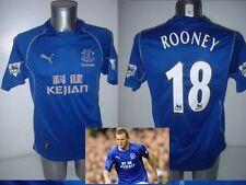 Everton ROONEY Jersey football Soccer Kejian Adult XL England Top Vintage 2002