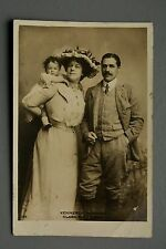 R&L Postcard: Clara Butt & Baby, Kennerly Rumford,  Edwardian Actress
