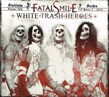 Fatal Smile - White Trash Heroes [New CD] Holland - Import