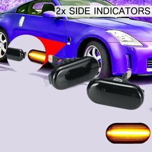 Side Repeater Indicator Light For Nissan Navara D40 350Z Pathfinder R51