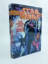 Star Wars The Crystal Star 1st Edition Hardcover Book Vonda N McIntyre 1994
