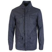 Zip Collared Coats & Jackets for Men ARMANI