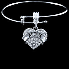 Mom bracelet Bangle mother mommy best quality jewelry gift bracelet mothers day