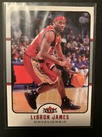 2006-07 Fleer Lebron James Cavs Lakers