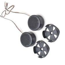 2x 500 Watts Super Power Fort Tweeter Dôme Haut-parleurs pour voiture 500W Audio