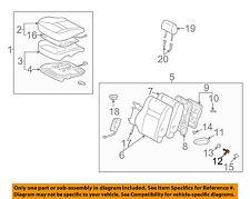 TOYOTA OEM Front Seat-Armrest Bolt 9010910169