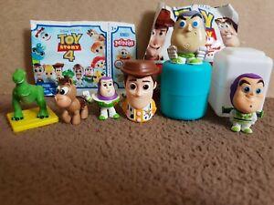Pixar Toy Story Toy Bundle minis mashem puzzle pals collectibles figures