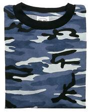 T-shirt Camuflaje BW Ejército EE. UU. Tarn skyblue talla XXXXL (4xl) bajo camisa