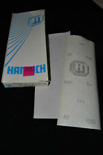 HAMACH -Economic- Schleifpapier 115x280mm P280 (100 Stk.) ungelocht