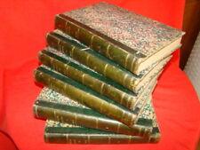 histoire de France par ANQUETIL en 6 volumes (1852)