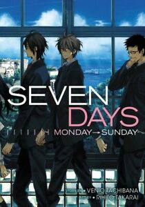 Seven Days Monday-Sunday Manga