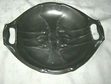 A Vintage Art Nouveau Kayserzinn Pewter Pierced Handled Decorative Bowl 4913