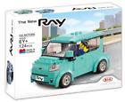 Oxford Block X Kia Motors Collaboration New Ray Block. 6Y 124PCS (Mint)