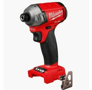 """Milwaukee 2760-20 M18 FUEL™ SURGE™ 1/4"""" Hex Hydraulic Driver (Tool Only)"""