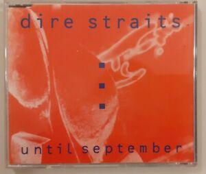 Cd Dire Straits Until September