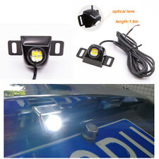 5W 3020 Chips Super Bright Car Reverse Lamp Additional Light Waterproof Black