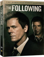 FOLLOWING: THE COMPLETE FIRST SEASON (4PC) / (BOX) - DVD - Region 1